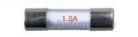 "20mm (0.75"") Automotive  GLASS  FUSE    Pack of 10  (ALT/ FU5)"